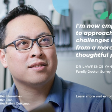Dr. Lawrence Yang, Family Doctor, Surrey